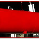 Red Diesel Tank