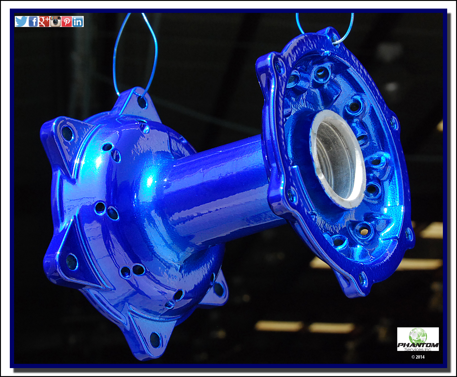 Powder Coating Picture Gallery