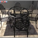 powder coating patio furniture