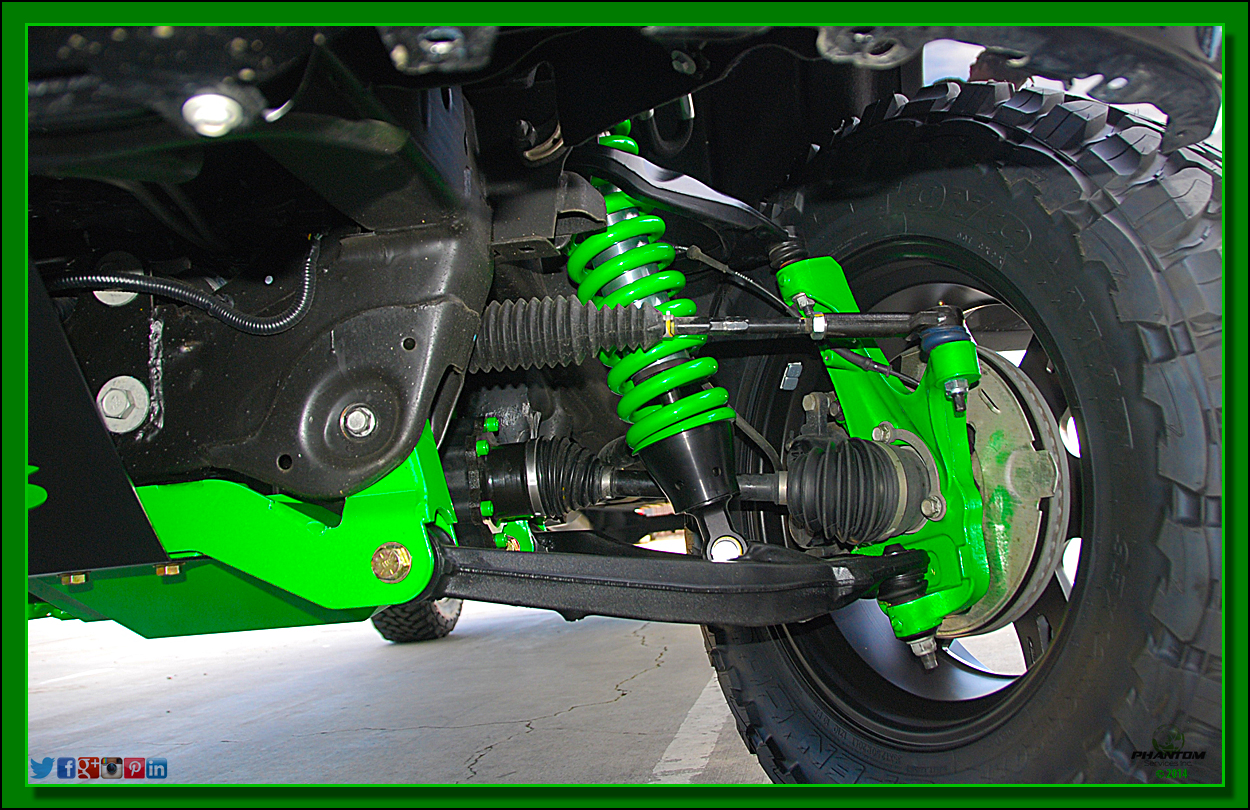 Can You Paint Motorcycle Springs